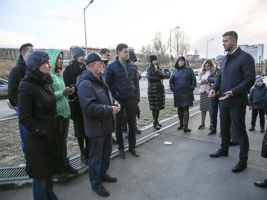 Жители «Союза» обсудили дорожные вопросы с депутатом Евгением Стекачевым
