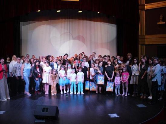 В Краснодаре вручили премию «Родительское спасибо» за чуткое отношение к инвалидам
