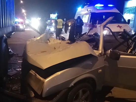 Новосибирца осудят за пьяное смертельное ДТП с тремя жертвами