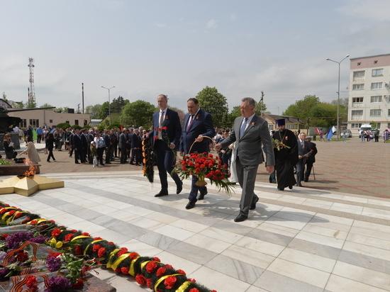 Ветеранов Изобильненского округа с Днем Победы от души поздравили  газовики