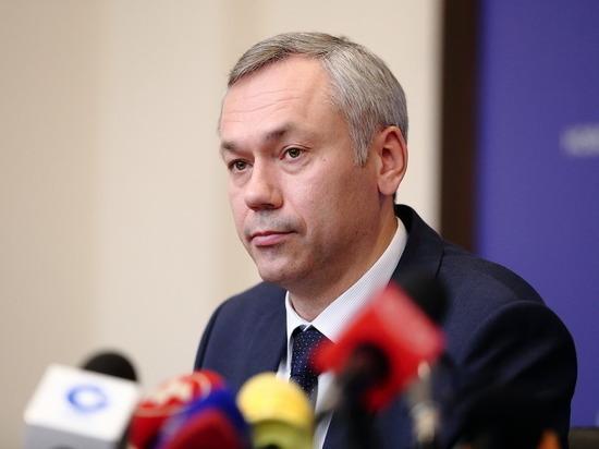 Новосибирский губернатор: нацпроекты – на постоянном контроле