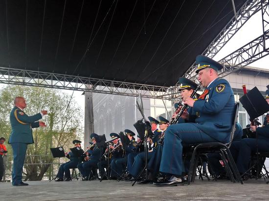 Пермский губернский оркестр совершил вояж от Перми до Чернушки