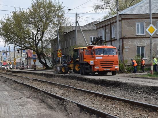 Ульяновские трамваи № 4 и 22 временно меняют маршрут