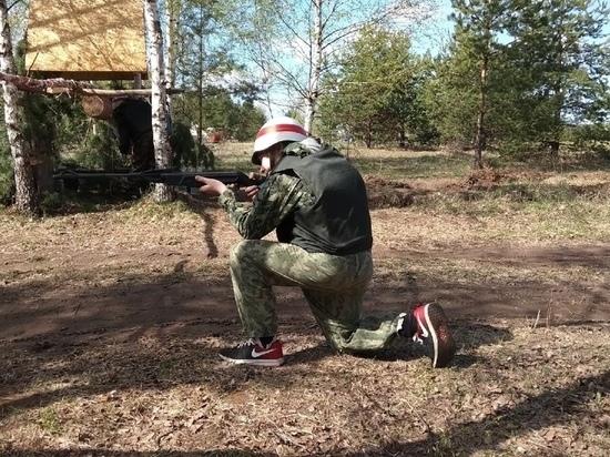 Спецназовцы мордовского «Гепарда» готовили юных разведчиков