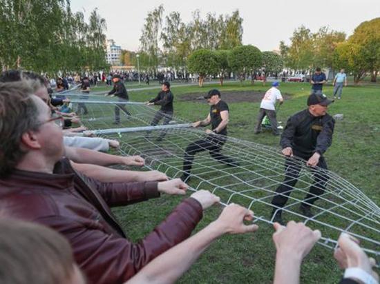 РПЦ: противники храма в Екатеринбурге пытаются расколоть общество