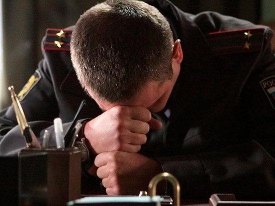 Калмыцкий полицейский уволен в связи с утратой доверия