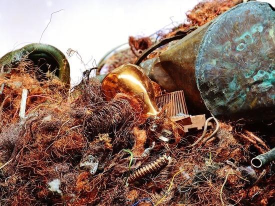 Житель Починка отбуксировал чужую машину в пункт приема металлолома