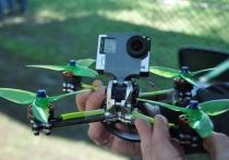 Над Ставрополем летали дроны со всей России