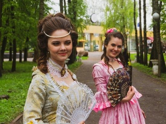 В парке Лопатинский сад торжественно открыли «Смоленское лето»