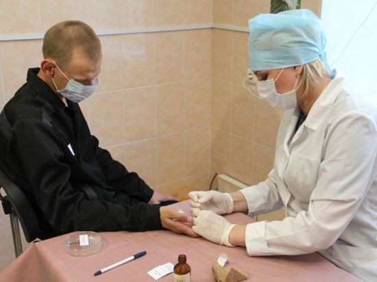 В Калужской области около 3000 осужденных прошли геномную регистрацию