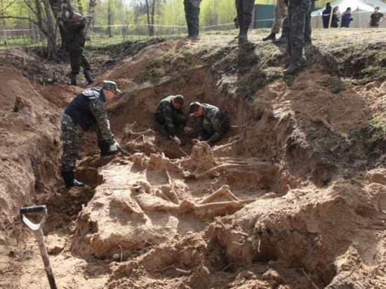 СК завел дело о геноциде
