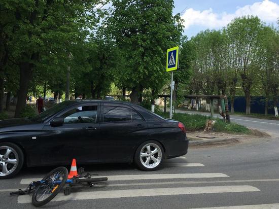 За прошедшие сутки на дорогах области случились три аварии