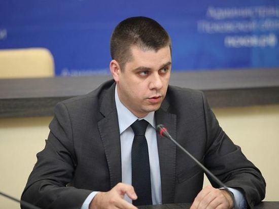 Суд оставил под стражей бывшего вице-губернатора Псковской области