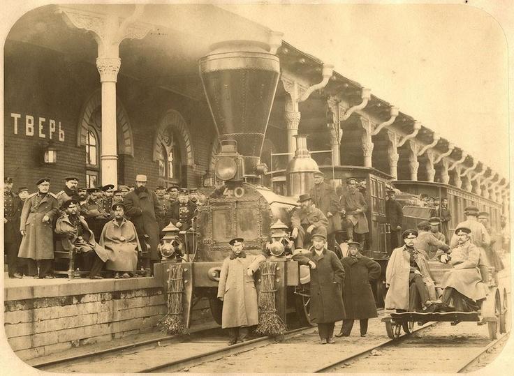 """""""Первые"""": как тверские оставили след в истории железных дорог"""