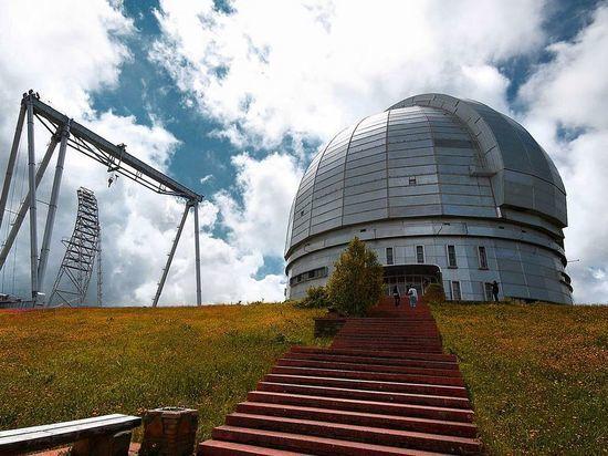 Калмыцким студентам лекции читают астрономы с мировым именем