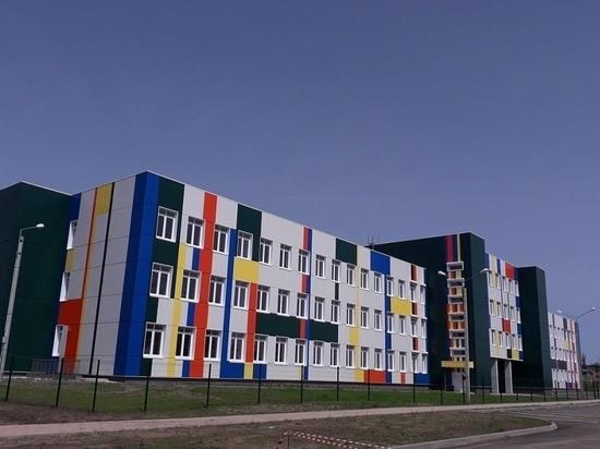 Школа на 1000 мест в Камышине готовится к открытию
