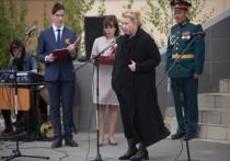 В школе №8 г. Кызыла (Тува) открыли мемориальную доску в честь погибшего в Грозном милиционера
