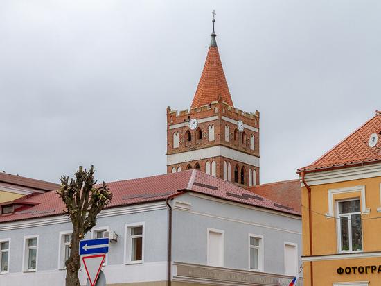 Как кирха Фридланда стала храмом Георгия Победоносца в Правдинске