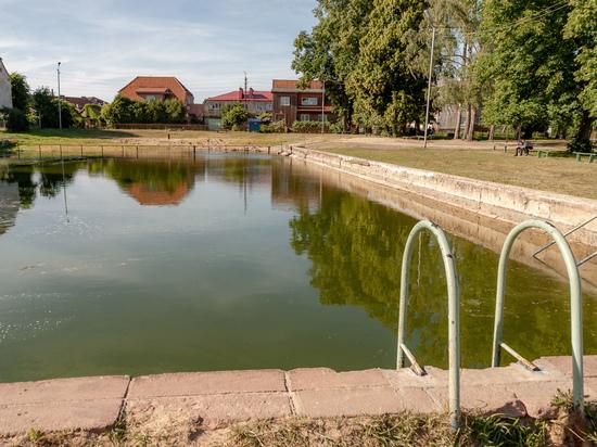 В  Славске может заработать крытый бассейн с минеральной водой