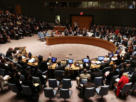 В Совбезе ООН впервые прошли закрытые консультации по Венесуэле