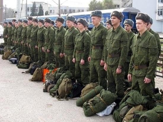 В двух районах Хабаровска перевыполнен план по призыву