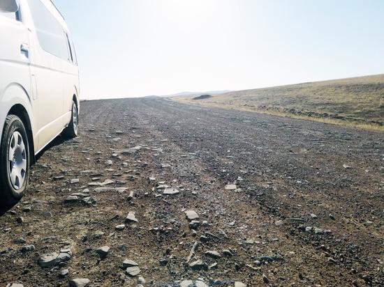 В Бурятии деньги на ремонт грунтовки ушли в неизвестном направлении