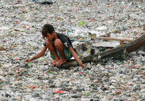 Ежегодный вклад Казахстана в глобальную экологическую катастрофу – 9 миллиардов целлофановых пакетов