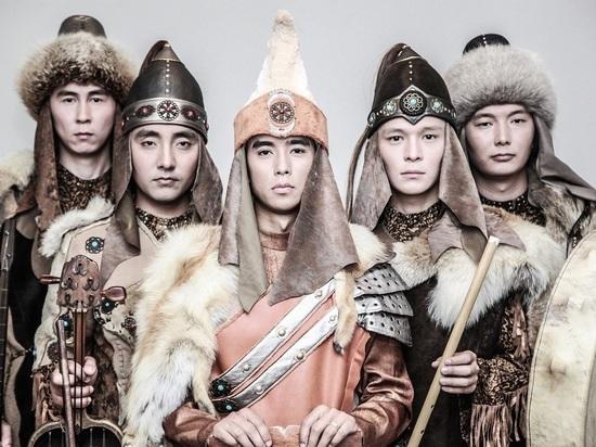 Казахстанская группа «Туран» вводит в транс публику по всему миру