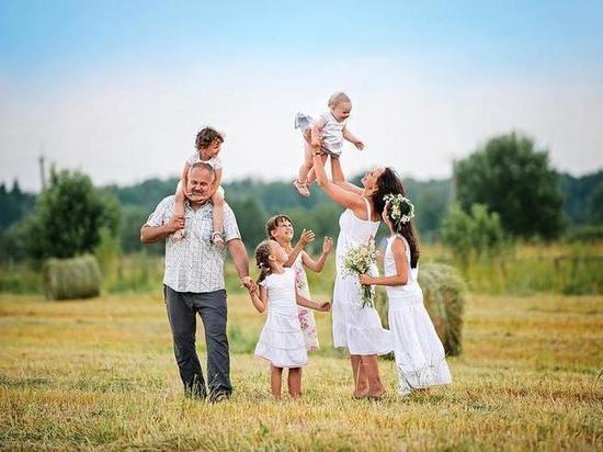 Ванчикова заявила об увеличении числа многодетных семей в Забайкалье