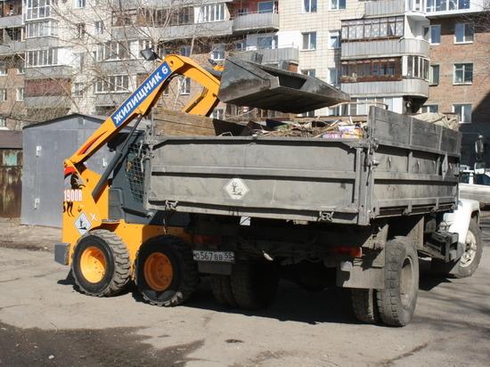 Некоторым омичам сохранят льготы на вывоз мусора