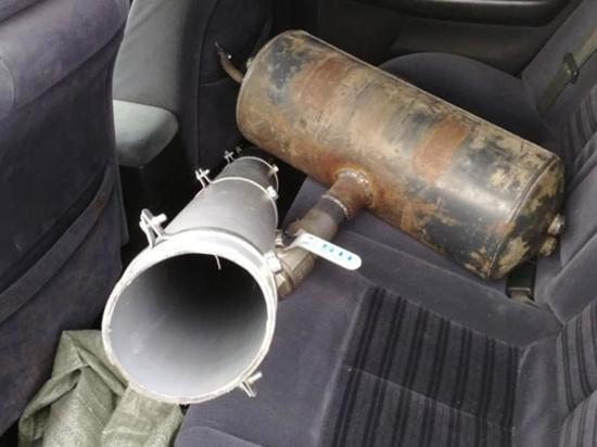 Трое ангарчан пытались забросить запрещённое вещество в колонию пневмопушкой