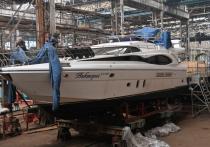 На яхту правительства Хабаровского края покупателей не нашлось