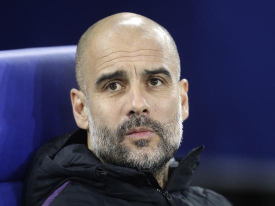 Гвардиола во второй раз подряд назван лучшим футбольным тренером в Англии