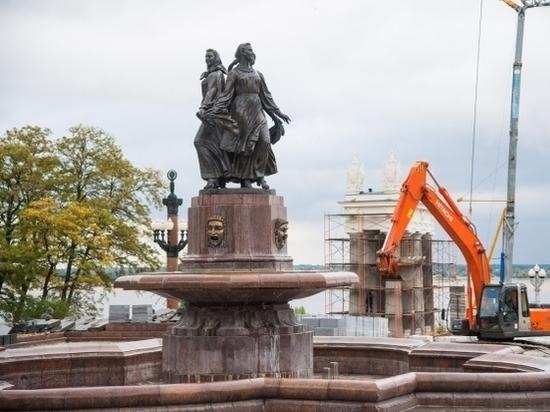 18 мая торжественно откроют отреставрированную набережную в Волгограде