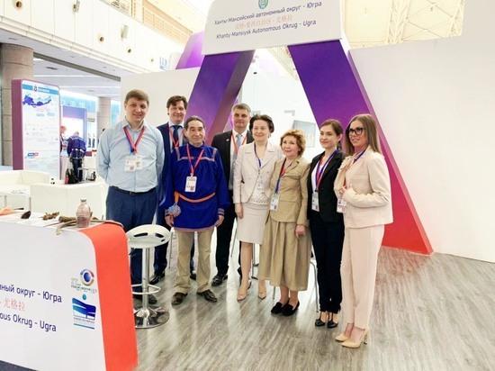 Югорчане представили в Китае успешный опыт в здравоохранении