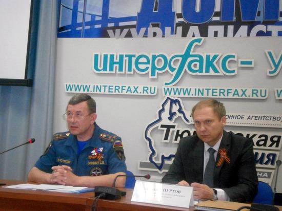 В Тюменской области введён запрет на посещение лесов