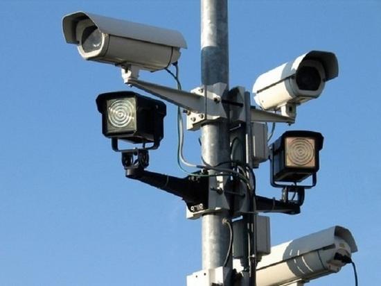 В крае увеличится количество камер фиксации нарушений ПДД