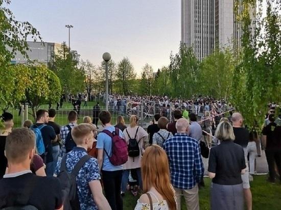 В Екатеринбурге сообщили о трех пострадавших после акций протеста