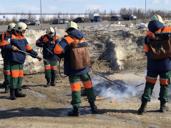 На Ямале начался пожароопасный сезон