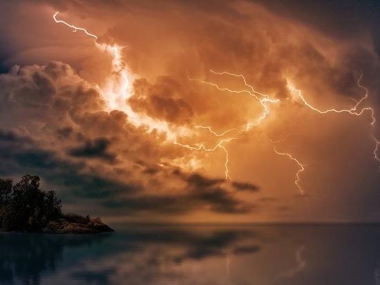 В Ярославль идет гроза и магнитная буря