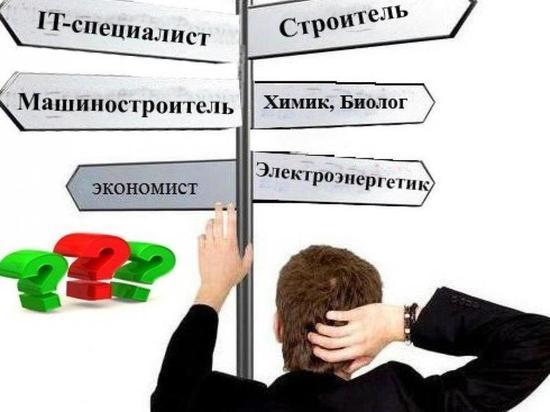 Профессиональная ориентация для граждан, ищущих работу