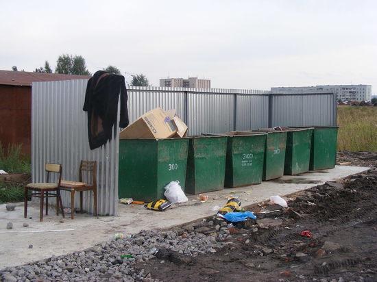 Сотрудников муниципалитетов, не справившихся с мусорной реформой, могут уволить на Вологодчине
