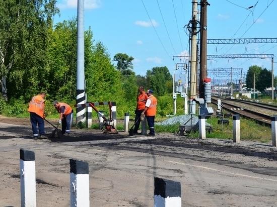 Кировский ж.-д. переезд на Лепсе будет закрыт на две ночи