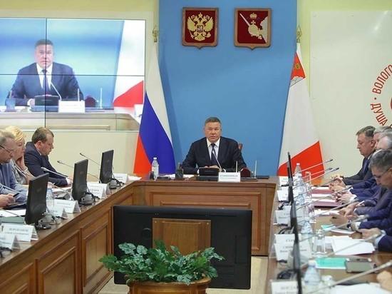 Губернатор Вологодчины потребовал ускорить работу по исполнению поручений Градсоветов