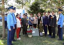 В канун Дня Победы на игровой площадке «Кораблик» на Северо-Чемском жилмассиве в Кировском районе состоялся традиционный праздник