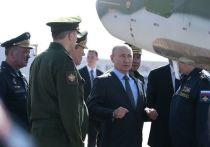 Владимир Путин поручил наладить в Астрахани ливневую систему