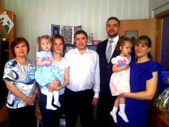 Глава Забайкалья сходил в гости к многодетной семье на КСК
