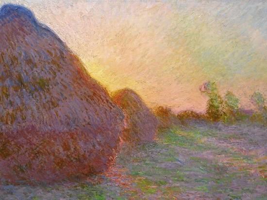 Картину Моне продали на аукционе за рекордные $110,7 млн