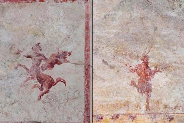 Под дворцом императора Нерона нашли тайную комнату
