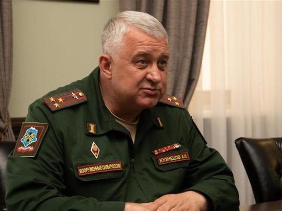 Новый военком Кубани рассказал спикеру ЗСК Бурлачко о планируемых нововведениях